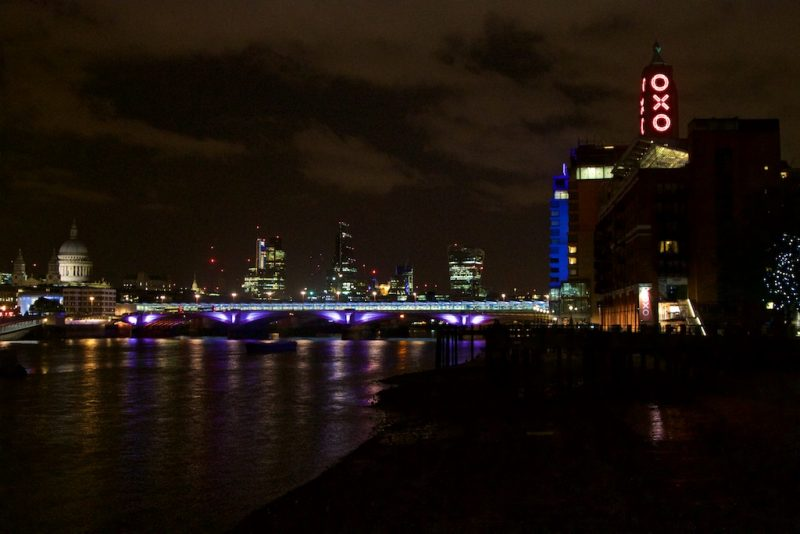 London's South Bank - OXO Tower Wharf